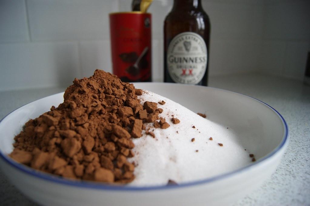 Chocolate Guinness Cake 3