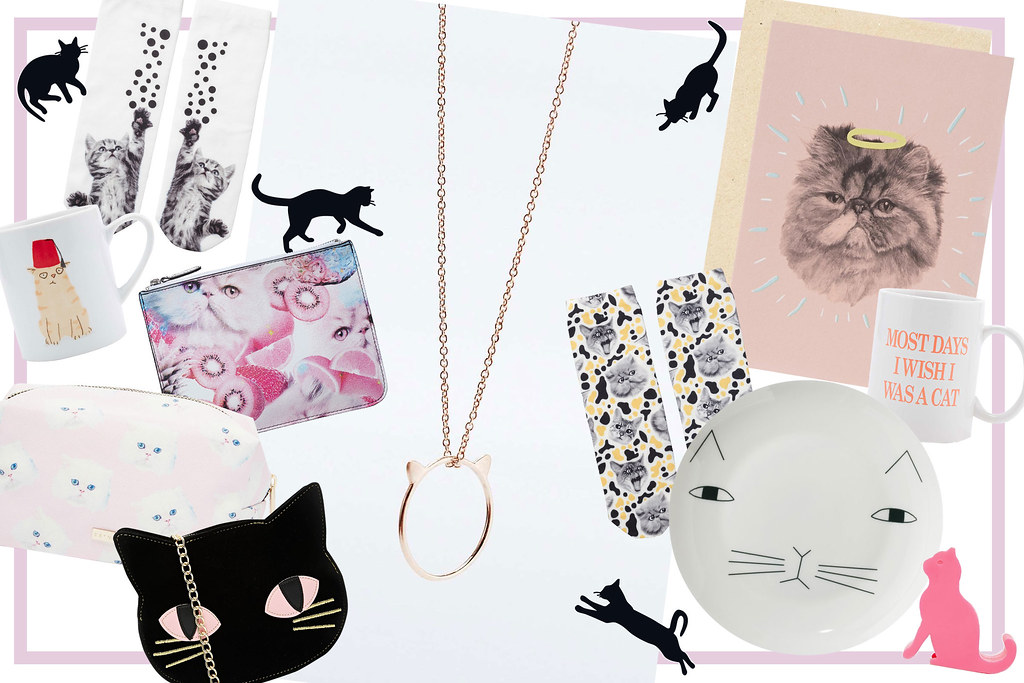 Things-every-catlady-should-own