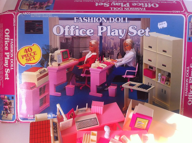 Arco Office Play Set!
