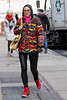 On the streets during NYFW FW15 by Clara Ungaretti