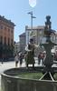 Le vieil homme et la fontaine