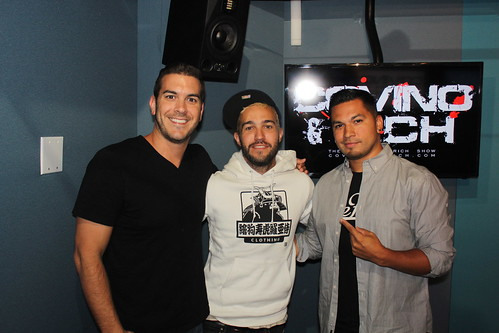 Pete Wentz on the Covino & Rich Show