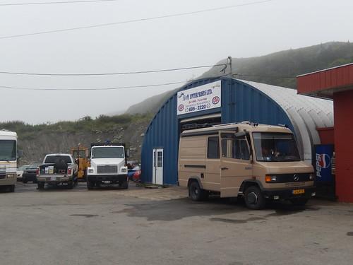 Port-aux-Basques - kampeerplek