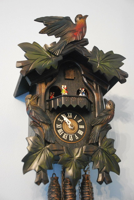Cuckoo Clock All Done