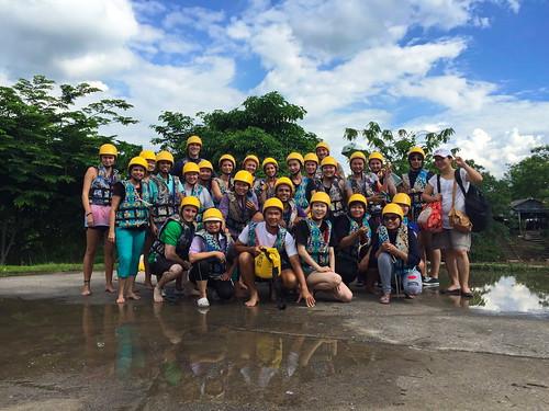 Nakhon Nayok Staff Retreat 2015