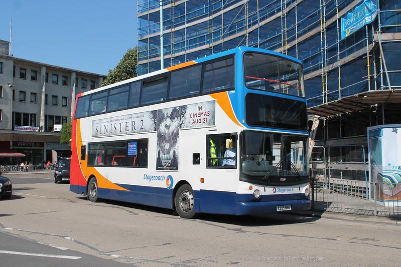 Stagecoach 17289 X289NNO