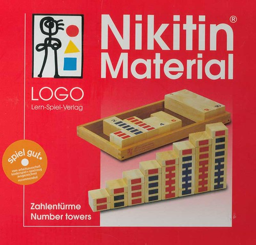 Nikitin Number Towers