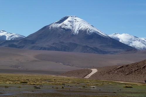 chile panorama mountain de volcano san view el pedro atacama vista vulcan sanpedro altiplano sanpedrodeatacama tatio
