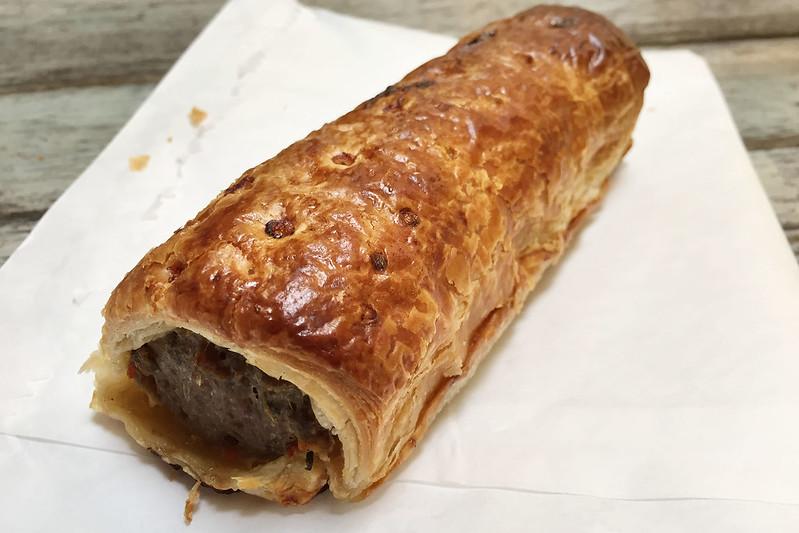 Sausage roll, La Baguette