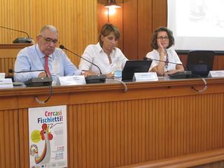 Rutigliano-Raphael Aboav, Coordinatore ICOM Puglia