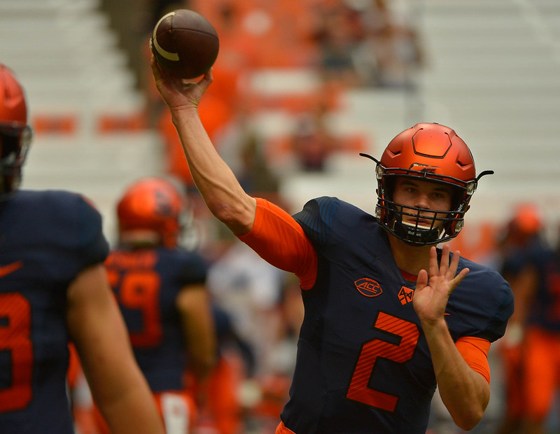 Syracuse vs Central Michigan 2015