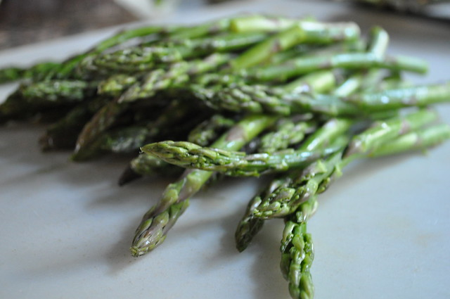 Chicken and Asparagus Stir Fry
