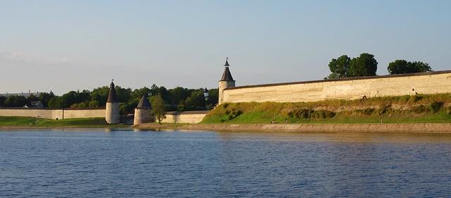Псков, Псковский кром, Россия