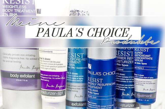Paula's Choice Glamour Shopping Week, Paula's Choice Bestellung, Paula's Choice Rabatt