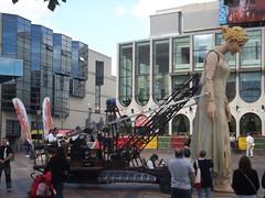 Birmingham Weekender - Centenary Square - Lady Godiva