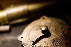 Old navigational instrument