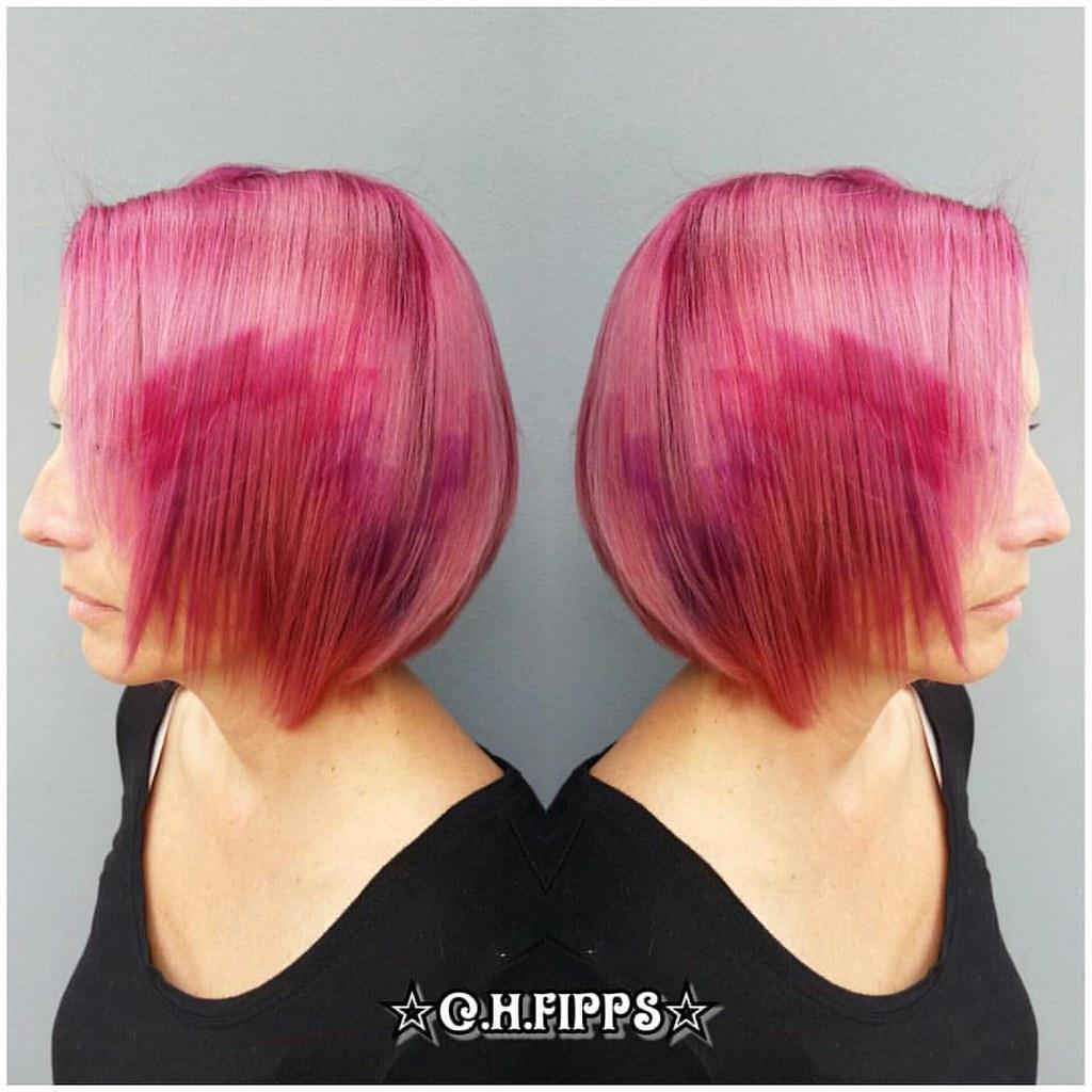 Pixel Hair Color Using Schwarzkopf Pearlescence Pixel Hair Color