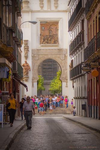Catedral Salida Lateral (in explore) 1