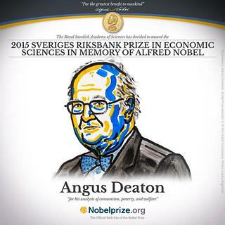 Angus Deaton, Princeton University