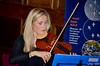 Violinist by La Pom 