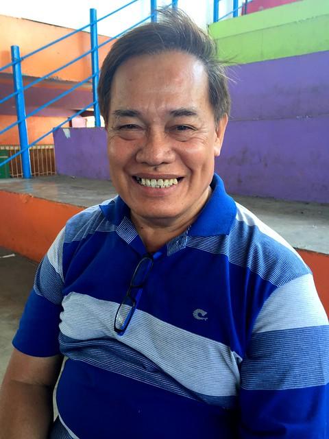 Barangay Secretary Eduardo S. Nicor