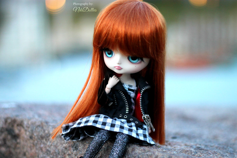 My friends doll, Cherry ♥
