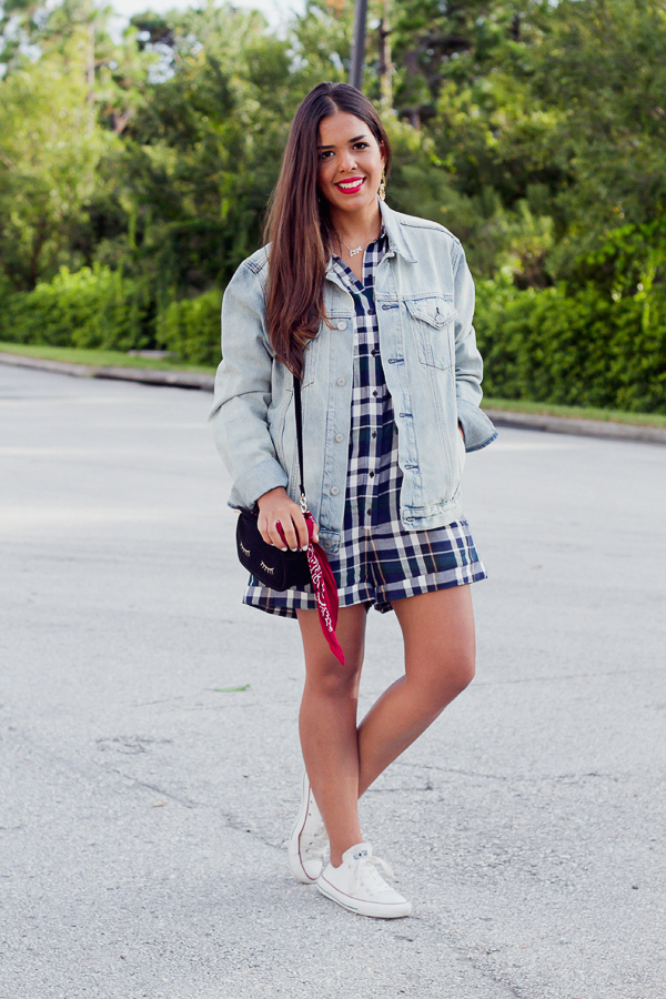 Denim+Plaid