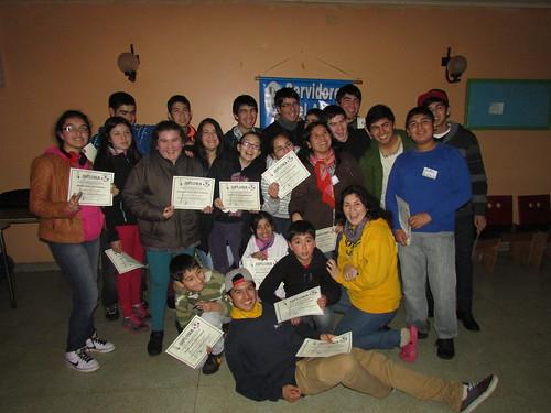 2014 VIII Jornada de Formación