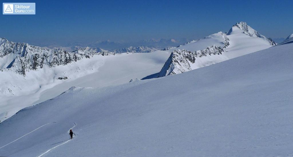 Schalfkogel E (Langtalereck H.) Ötztaler Alpen / Alpi Venoste Österreich foto 06