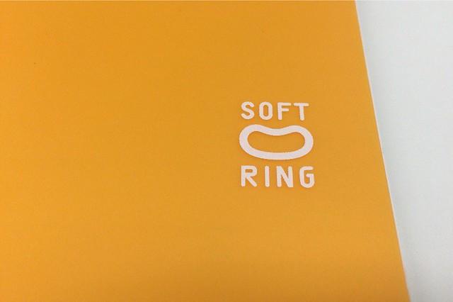 ソフトリングノートロゴ