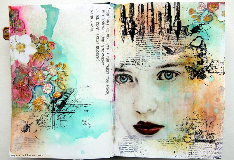 Journal page.
