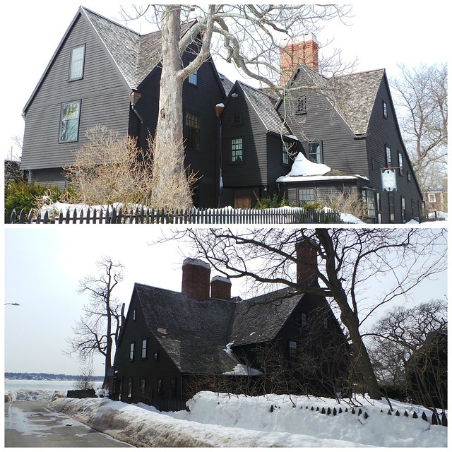 House with Seven Gables
