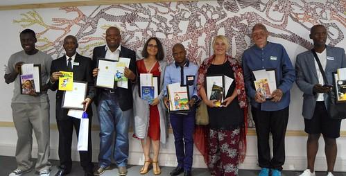 2015 Maskew Miller Longman Literature Awards