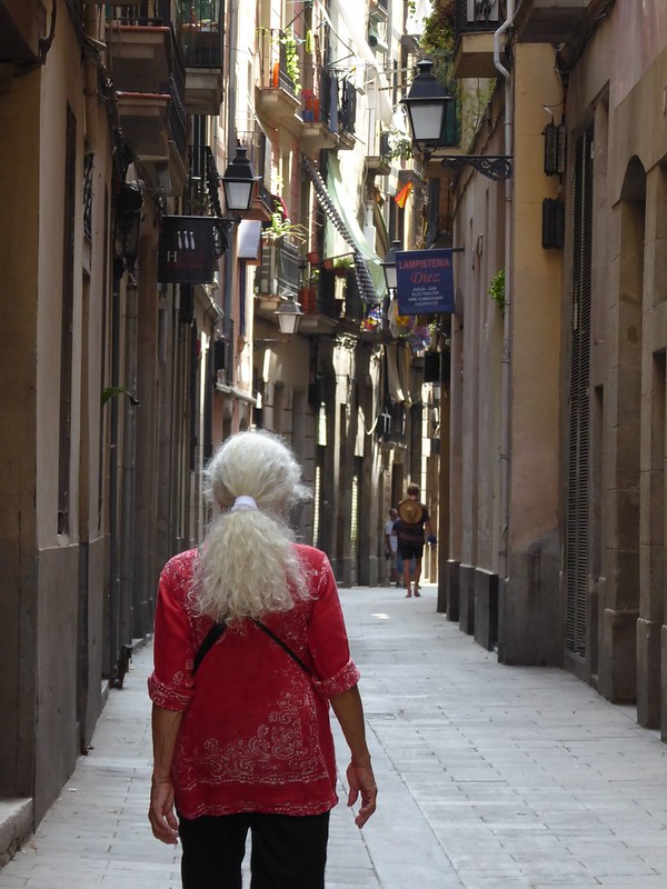Barcelona street 01