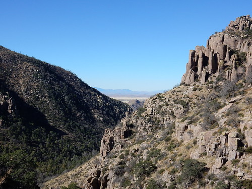 Chiricahua NM - hike - 7