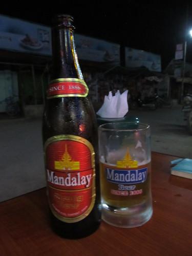 Nyaungshwe: la bière birmane préférée de Mister J