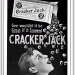 Tue, 2015-11-24 11:14 - 1918 Early Cracker Jack Advertisment White Star Line Magazine -Rueckheim Bros. & Eckstein -Cracker Jack and Candy Makers Chicago and Brooklyn