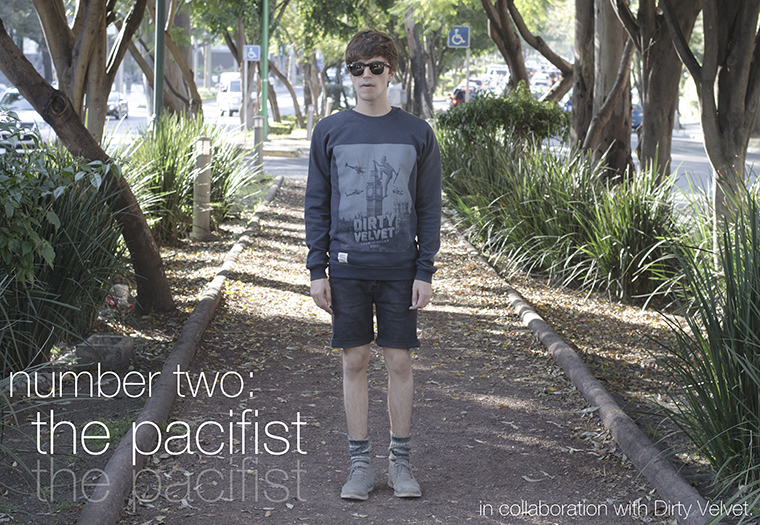 Number two the pacifist dirty velvet