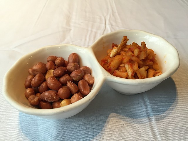 Roasted peanuts and pickled vegetables - Guyi Hunan