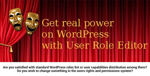 User Role Editor Pro v4.21.1