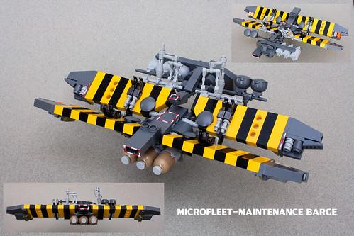 MICROFLEET-Maintenance Barge