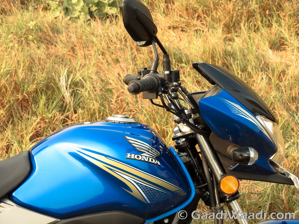 Honda CB Shine Sp test ride review-36