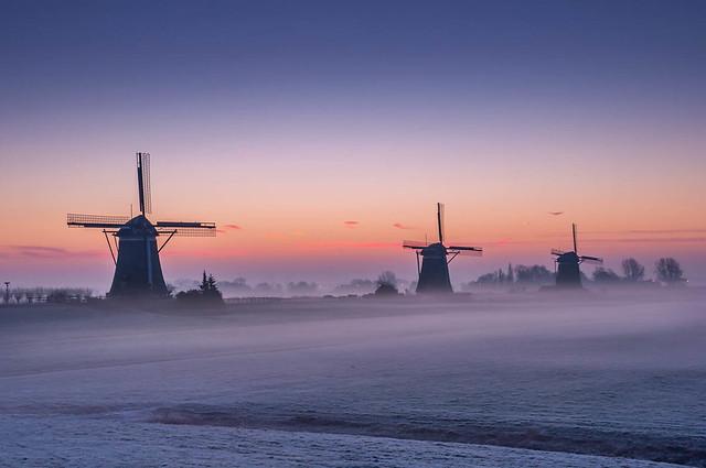 Awakening Windmills