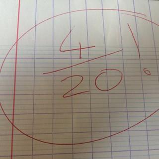Bad grade