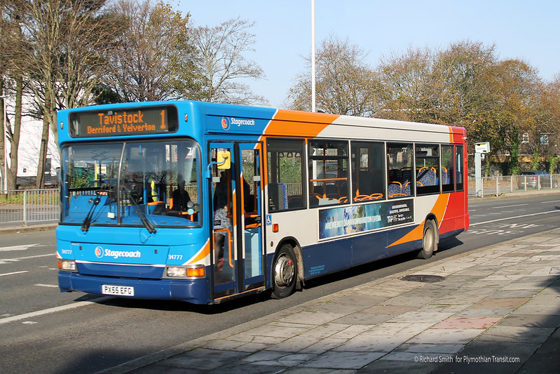 Stagecoach 34777 PX55EFG