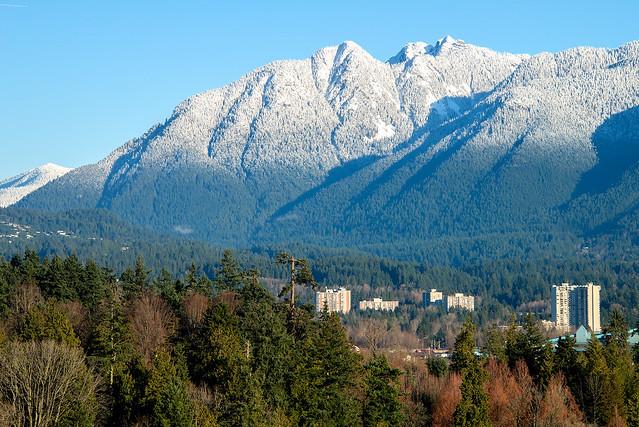 Snow Line, Vancouver, BC, Canada