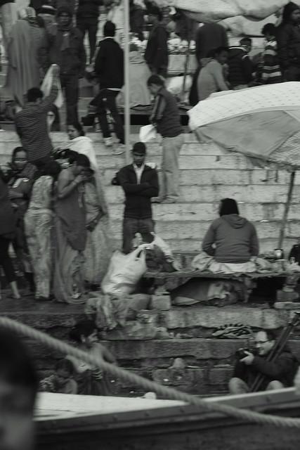 Varanasi (India). 27 Dec 2015