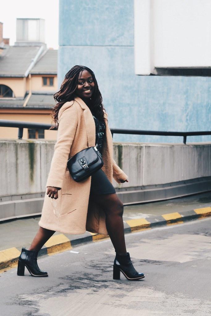 Camel Coat reserved brand Lois Opoku lisforlois