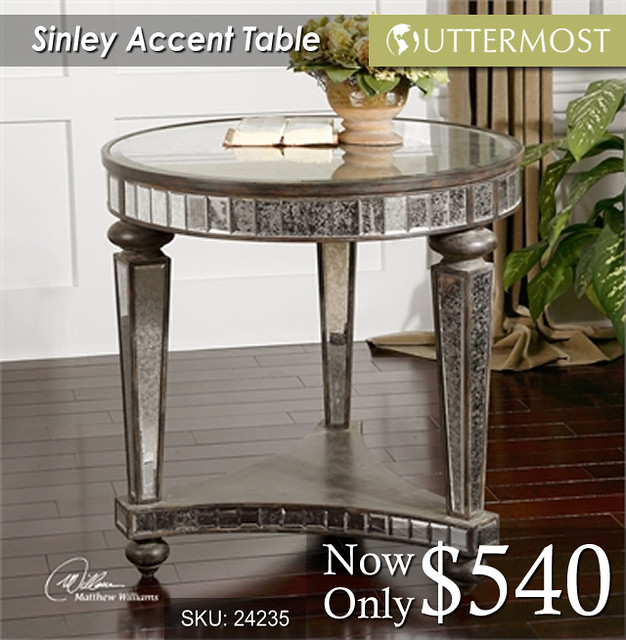 24235 -- Sinley Accent Table $540