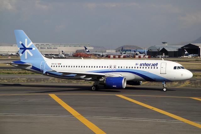 Interjet Airbus A320-214 XA-ILY
